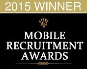SparcStart winner at Mobile Recruitment Awards
